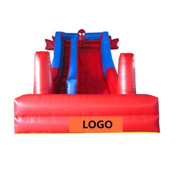 2019 toboggan gonflable / inflatable spider slide for amusement park