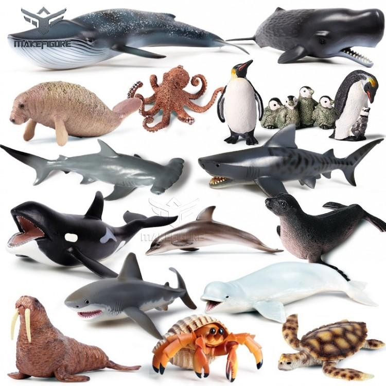 detail painting white shark ocean animal toys, different kinds of shark deap sea animal models toys, pvc sea animal toys figure