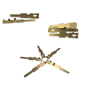 electrical plugs sockets parts precision metal stamping parts