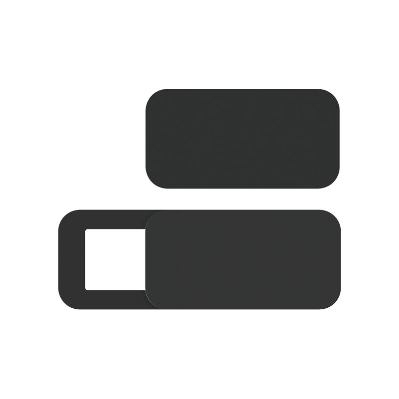 Custom webcam laptop cover slider sticker black webcam privacy for smartphone/computer фото