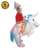 Kids Inflatable Unicorn Costume, Inflatable Kids Unicorn Costume, Air Blown Child Pegasus Suit