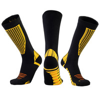 Economical Cheap Wholesale Mens Sport Football Compression Soccer Oem Cycling Socks For Men