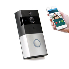 YOHEEN Draadloze Twee-Weg Intercom Systeem 720 P HD Ring Beveiliging <span class=keywords><strong>IP</strong></span> Smart Wifi Video Deurbel Camera