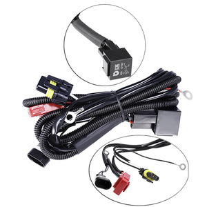 Automobiles & Motorcycles Electric Inline Fuseholder Box Wiring Harness