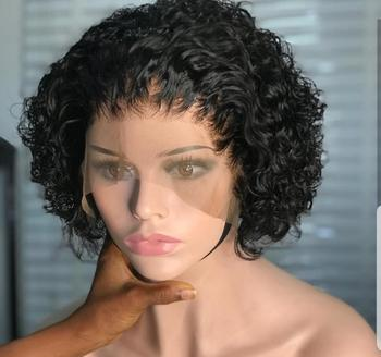 Populared Short Bob Curly 100% Indian Remy