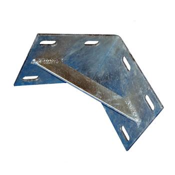 Iso1461 Hot Dip Galvanized Steel Inside Corner Support Dock Bracket - Buy  Inside Corner Support Dock Bracket,Corner Support Dock Bracket,Dock  Hardware