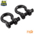 Heavy Duty D Ring Shackle for Vehicle Recovery, Towing, Stump Removal