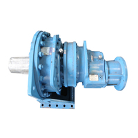 High torque planetary gearbox reduction gearbox motor for cement mixer
