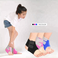Sports and Fitness Compression Neoprene Ankle Protect Brace Support