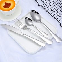 (High) 저 (Quality 4 PCS Stainless steel 칼 set 양식기 set