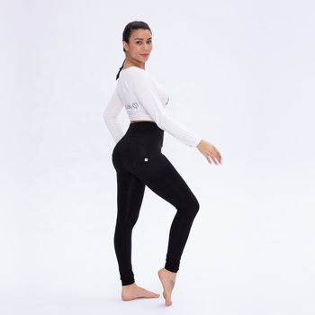 Royal wolf compression sportswear yoga clothing manufacturer colombia shaping effect yoga pants women high end yoga pants