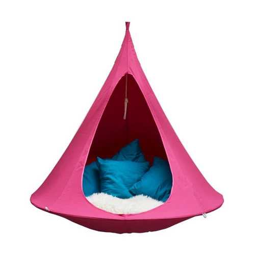 Indoor and outdoor Hammock Pod swing Hanging Camping tree Tent for kids фото