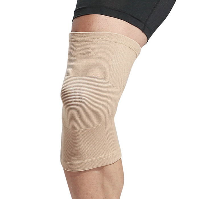 Best Selling support for knee sprain bamboo fiber knee brace sleeve with low price