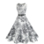 2019 Audrey Hepburn Mother of the Bride Lace Dresses White Black Summer Vintage Women Floral Strapless Mermaid Wedding Dress