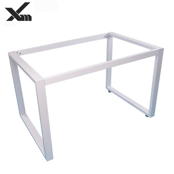 Custom Modern Stainless Steel Metal Table Base For Furniture Dining