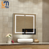 Modern Fashion Wall Mount Illuminated Lighted LED Bathroom Mirrored Medicine Mirror Cabinet