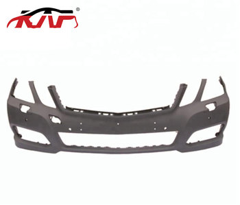For Mercedes Benz2011-12 For E W212 Front Bumper with Hole 2128801940 auto body kits front bumper