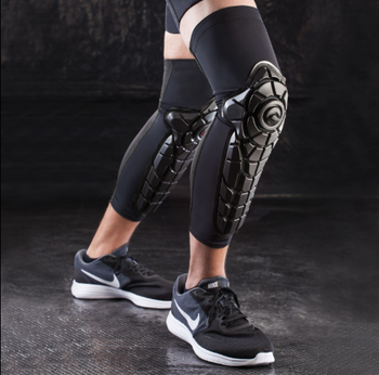 Custom Anti-Collision Protector foam  bicycle knee  and Elbow pads