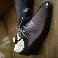 world class hot selling genuine leather forma shoes made for all special purpose for men