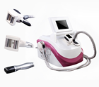 LM-S500J liposuction vacuum roller/best cellulite vacuum infrared body vacuum for massage