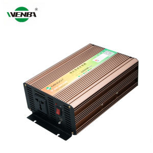 2000W High Frequency without Charger Pure Sine Wave Solar Power Inverter Dc 12V Ac 220V