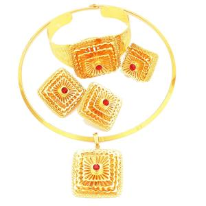 bdc3913f15581 22 carat gold jewelry sets indian temple jewellery sets mix designs jewelry  set