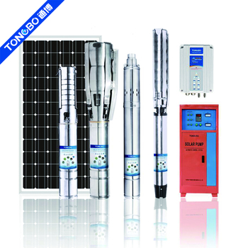 good price solar powered water pump system sunlight solar pv module system for agriculture