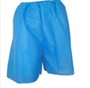Disposable Medical Underwear Patient Pants Non Woven colonoscopy Exam shorts for the Endoscopy
