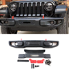4x4 10th Anniversary bumper Bull bar for Jeep Wrangler JL bumpers