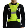 High Visibility Premium Reflective Walking Running Strap Belt Safty Gear Vest