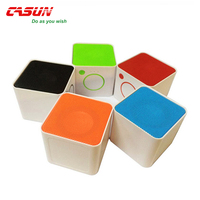 Wholesale promotional mini portable wireless speaker for FREE SAMPLE !