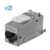 Amp Cat7 Punch Down Rj45 Shielded Keystone Jack Cat 7 Modular Jack Female Coupler Jacks SFTP Wall End Cat7 Plenum Keystone Jack