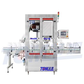 China TOM fabricage enkele kop capping machine