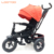 tricycle for children 2020 / luxury baby trike with light and music / baby trike with rubber wheels