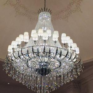 Project Oriental Lighting Lamps Chandelier For Hotel