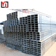 Factory Direct 40X80 Q345B 110X110 Seamless Stkr400 Square Steel Rectangular Tube 100Mm*100Mm