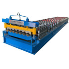 Corrugated roll forming machinery roof sheet making equipment China Cold Galvanizing Line
