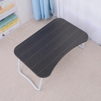 Small Bed Tray Multifunction Laptop Desk Lap Desk Foldable Portable Table,Breakfast Reading Tray Holder for Couch Floor