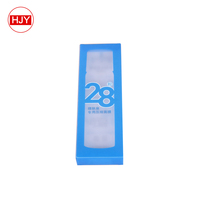 hot sale Transparent PVC proveedor china custom-made plastic box for Special compression mask