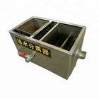 Commercial 304 Stainless Steel kitchen oil grease trap for kitchen