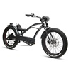 350W rear hub motor electric beach cruiser bicycle