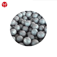 60-65HRC 60mm 80mm forged grinding steel balls for mine