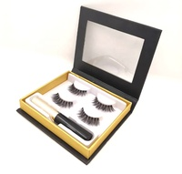 Worldbeauty fur eyelash false eyelashes eyes liner