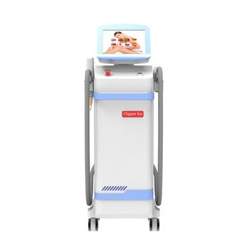 2019 trending 808nm diode laser hair removal machine