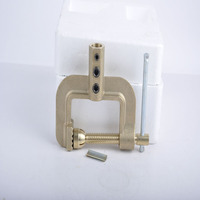 300A 400A 500A full brass electrical welding earth clamp tools G type with CE hardware accessory franchised store