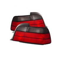 For BMW E36 3 Series 318 320 323 325 328 2D tail lamp taillight rear light 19911992-1999 USA TYPE