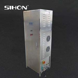 50-100g/h Water Ozone Generator Machine System with Oxygen for Purify  Drinking and Waste Water Clean Up the Pool and Water Tank