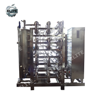 Beer pasteurization equipment beer tunnel pasteurizer big tunnel pasteurizer