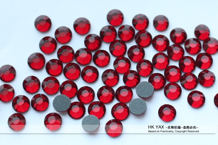 0611W Crystal AB ss4~ss40 High Quality DMC Transfer Stones  MC cut stones for dress/shoes/bags