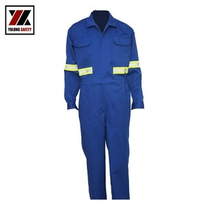 Flame Retardant Coverall Used For Industry